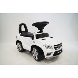"""Детская машинка каталка (толокар) """"Mercedes-Benz"""" White (Белая)"""