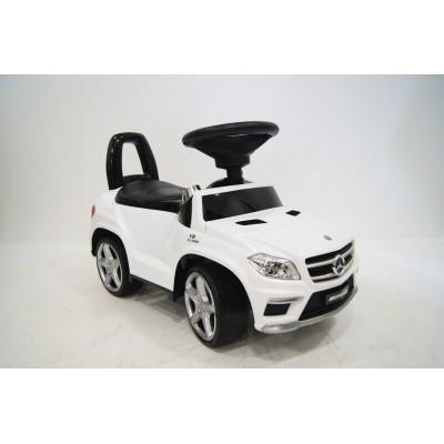 "Детская машинка каталка (толокар) ""Mercedes-Benz"" White (Белый)"