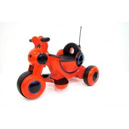 """Детский электромотоцикл """"МОТО HL300"""" Red (RiverToys)"""