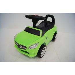 """Машинка каталка """"MERCEDES"""" Green"""