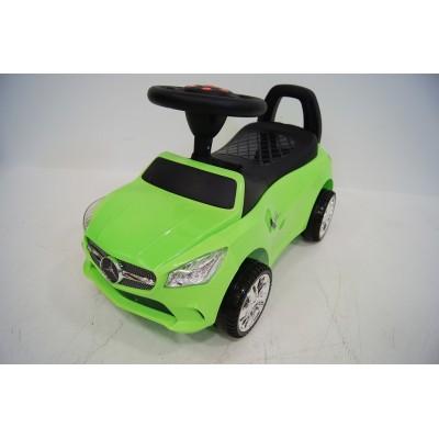 """Детская машинка каталка (толокар) """"MERCEDES"""" Green (Зеленый)"""