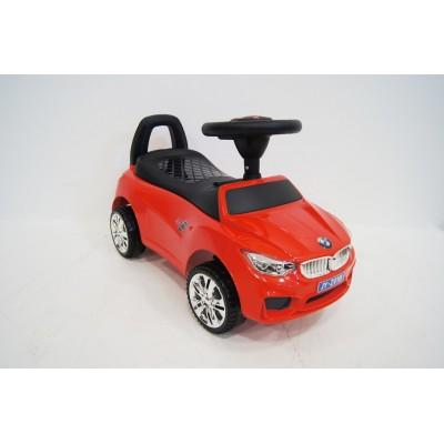 """Детская машинка каталка (толокар) """"BMW"""" Red (Красный)"""