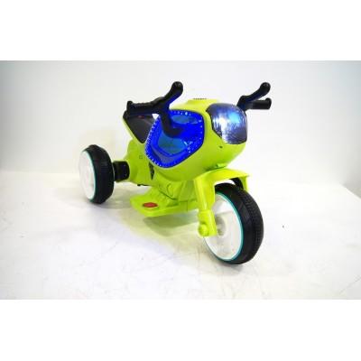 "Детский электромотоцикл ""MOTO HC-1388"" Green (Зеленый)"