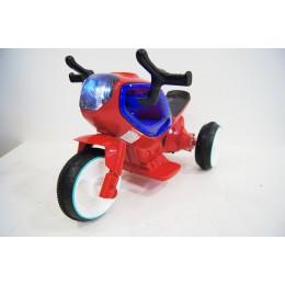 """Детский электромотоцикл """"MOTO HC-1388"""" Red (RiverToys)"""
