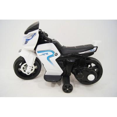 """Детский электромотоцикл """"MOTO O888OO"""" White (Белый)"""