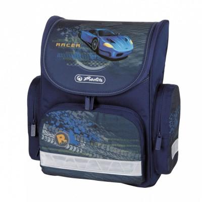 """Школьный ранец """"MINI"""" Blue racer (без наполнения) Herlitz"""