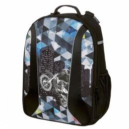 """Школьный рюкзак """"BE.BAG AIRGO"""" City Biker (без наполнения) Herlitz"""