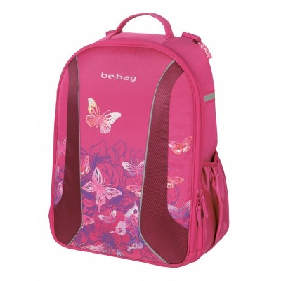 "Рюкзак ""BE.BAG AIRGO"" Water color butterfly (без наполнения) Herlitz"