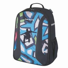 """Школьный рюкзак """"BE.BAG AIRGO"""" Skate (без наполнения) Herlitz"""