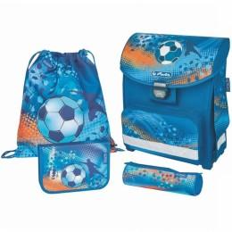 """Школьный ранец """"SMART PLUS"""" Soccer (с наполнением) Herlitz"""