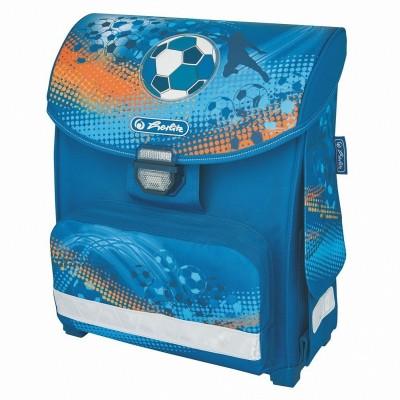 """Школьный ранец для первоклассника """"SMART"""" Soccer (Без наполнения) Herlitz"""