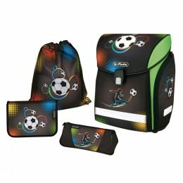 "Ранец ""NEW MIDI PLUS"" Soccer (с наполнением) Herlitz"