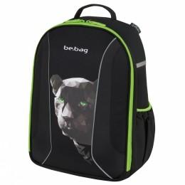 """Школьный рюкзак """"BE.BAG AIRGO"""" Black Panter (без наполнения) Herlitz"""