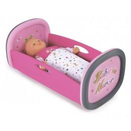 Кроватка для кукол (пупса) Smoby