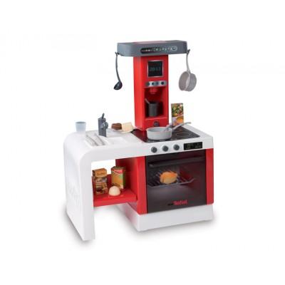 """Детская игрушечная электронная кухня """"mini Tefal Cheftronic"""" Smoby"""