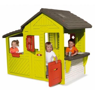 Детский игровой домик садовода 2015 (Смоби)
