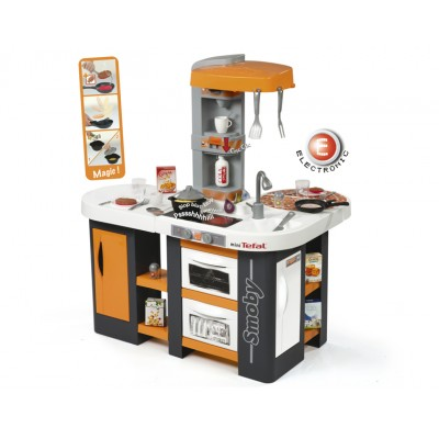 """Игровая кухня """"Tefal"""" Cuisine Studio XL (со звуковыми эффектами) (Simba) Smoby"""