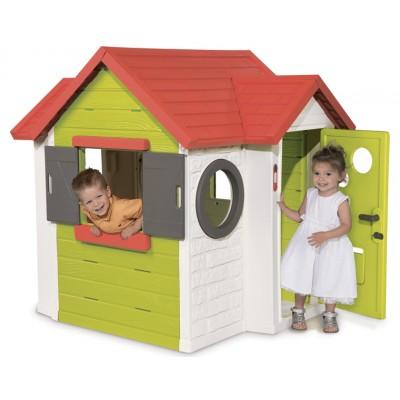 Детский игровой домик со звонком (Смоби)