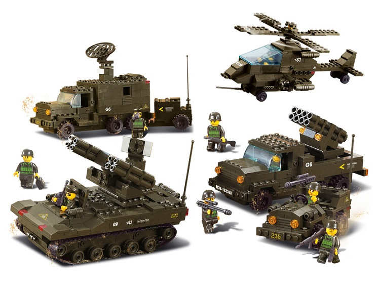 Лего в картинках военные